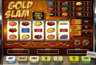 slot machine activity