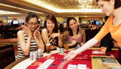 Asian gambling market
